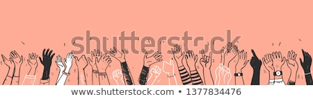 sale on womans hand stock photo © vlad_star