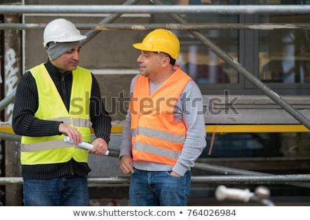ingeniería · planes · ingeniero · hermosa - foto stock © photography33
