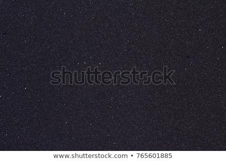 Black sand Balinese beach background Stock photo © pzaxe