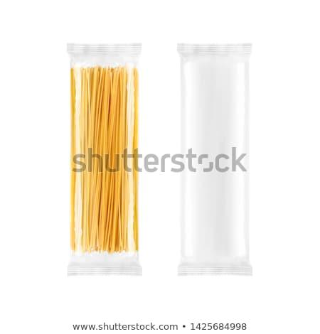 Emballage résumé plastique film soleil papier Photo stock © IMaster