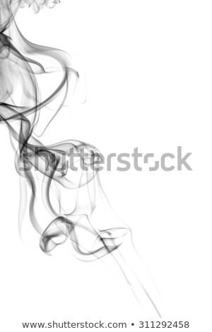 Tömjén bot színes absztrakt füst nyom Stock fotó © grasycho