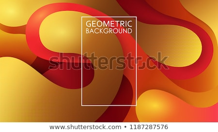 abstract colorfull wave background Stock photo © rioillustrator