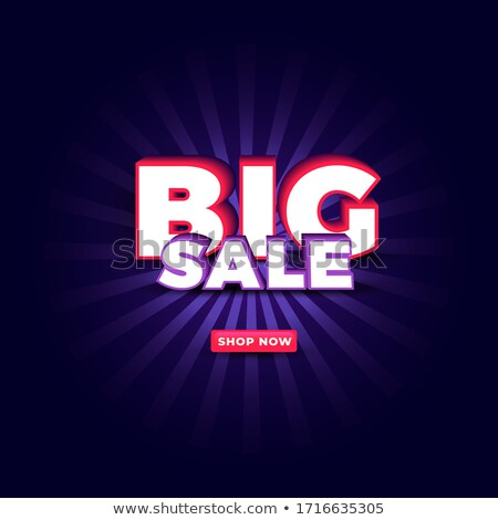 Buy - Red 3D Text. Stock photo © tashatuvango