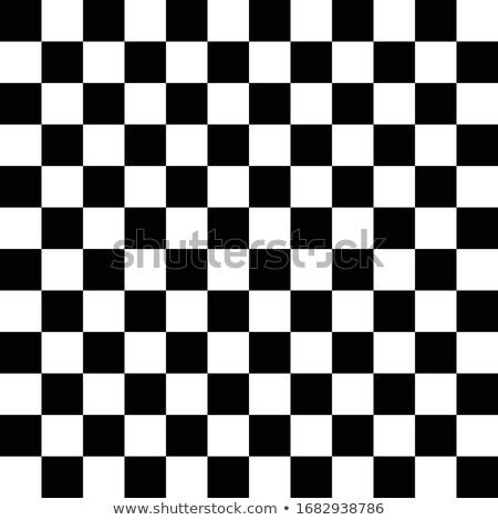 Checkerboard Chess Background Stock photo © ArenaCreative
