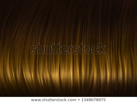 Blond Girl. Beautiful woman with long straight hair. Fashion mod Stock photo © Victoria_Andreas