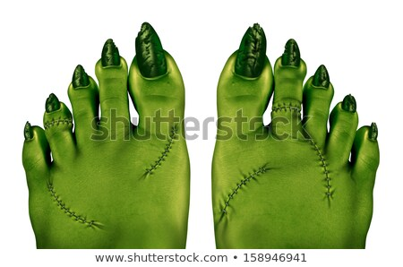 Zombie Feet Stock photo © Lightsource