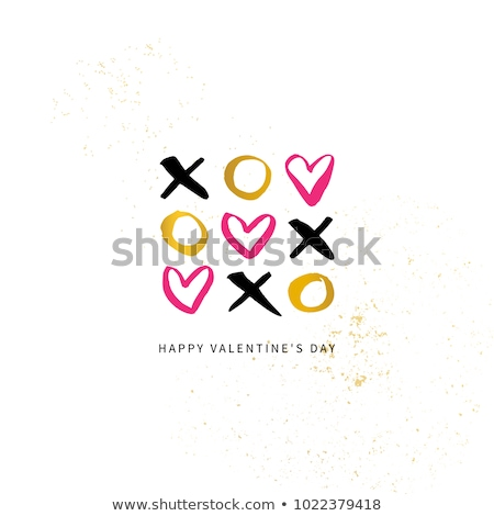 noughts and crosses stock photo © silense