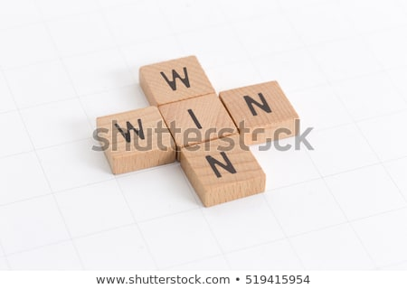 Win-Win Situation Concept Stock photo © ivelin