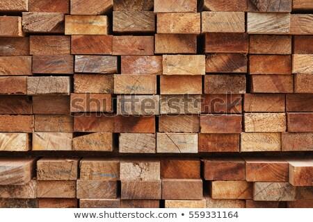 gesneden · timmerhout · verkoop · outdoor · abstract - stockfoto © rhamm