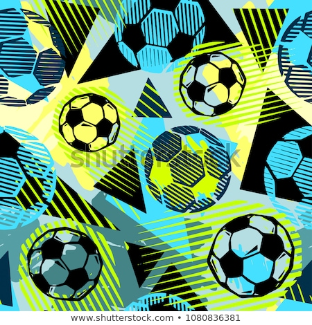 Calcio vettore nero colore texture Foto d'archivio © aliaksandra