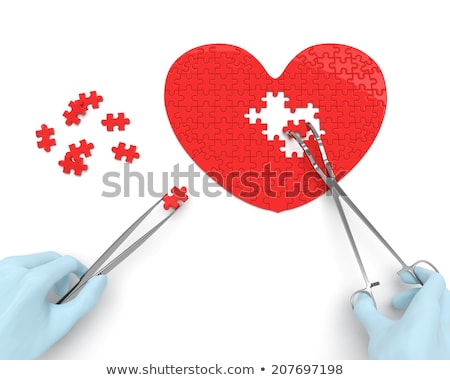 Heart Surgery Concept Stock photo © Lightsource