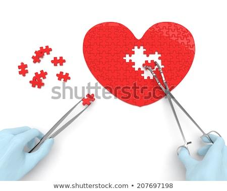 umani · malattie · cardiache · terapia · salute · cardiovascolare · medici - foto d'archivio © lightsource
