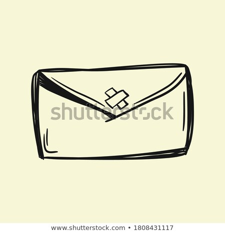 Photo Video Sharing concept with Doodle design style Stock photo © DavidArts