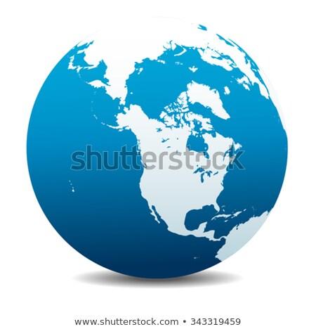 dünya · dünya · haritaları · Internet · soyut · arka · plan - stok fotoğraf © fenton