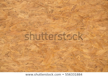 Detail of OSB oriented strand board  - background Stock photo © brozova