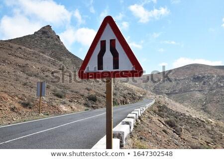 a narrow road stock photo © bluering