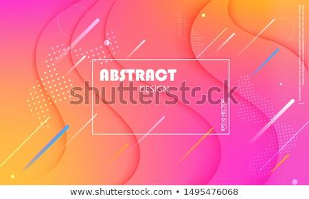 Abstract Coloful Background Stock photo © olgaaltunina