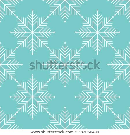 凍結 パターン 雪 白 幸せ 抽象的な ストックフォト © Evgeny89