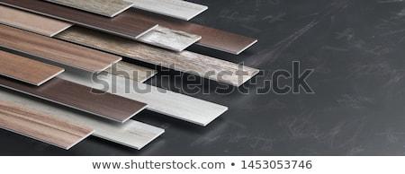 colorful laminated floor surface stock photo © stevanovicigor