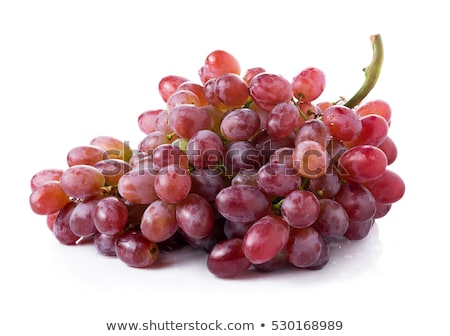 Red seedless grape Stock photo © Digifoodstock