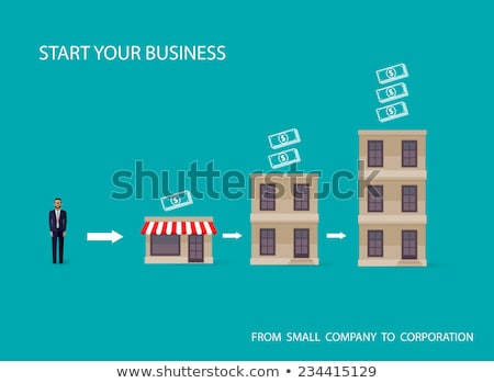 Small Business Opportunities Stock photo © Lightsource