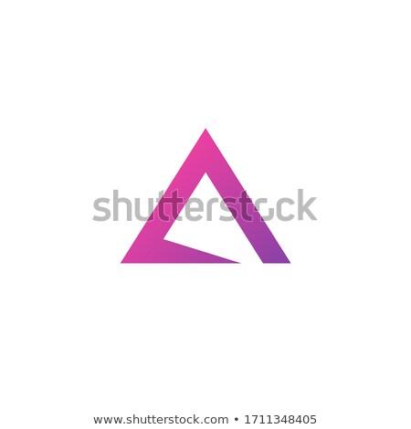 vetor · design · de · logotipo · companhia · negócio · folha · folhas - foto stock © sarts