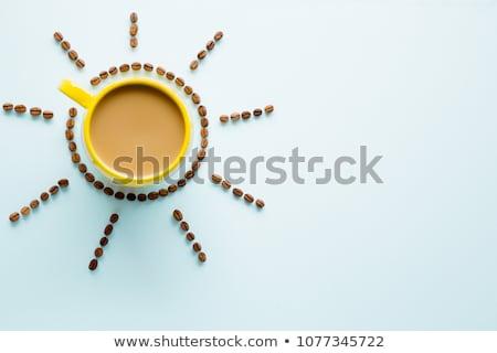 Good morning beverage Stock photo © Anna_Om