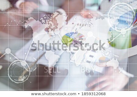 Laptop Screen with Behaviour Analysis Concept. Stock photo © tashatuvango