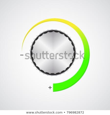 cromo · ilustración · ajuste · música · diseno - foto stock © place4design