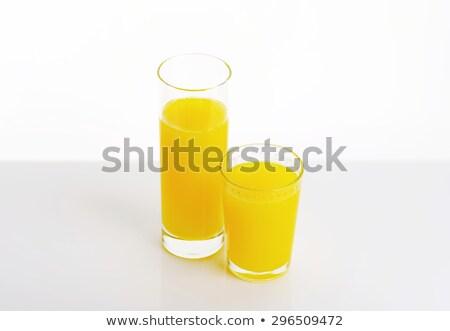 Two glasses of limoncello Stock photo © Alex9500