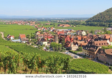 Stock photo: Weiss River In Kaysersberg France