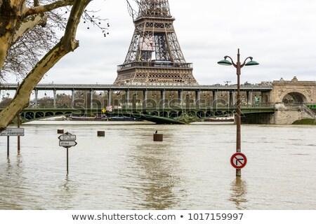 Avrupa · otoyol · işareti · yeşil · bulut · sokak · imzalamak - stok fotoğraf © kbuntu