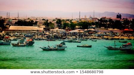 ソマリア フラグ 風 ビジネス ストックフォト © creisinger