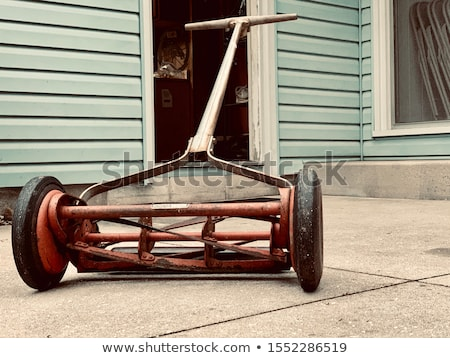 Push Mower Stock photo © kitch