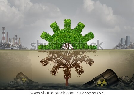 Environmental Damage And Conservation Stock photo © Lightsource