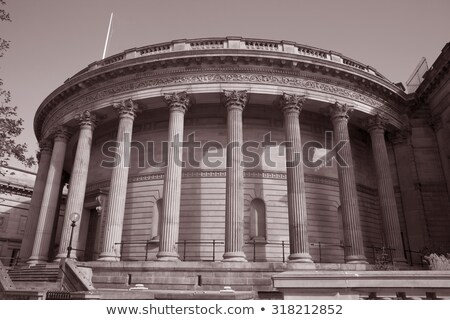 Central Library in Liverpool Stock photo © chrisdorney