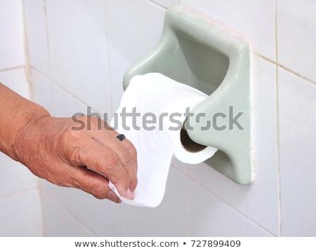 Stock photo: Diarrhea man
