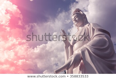 kuan yin statue Stock photo © FrameAngel