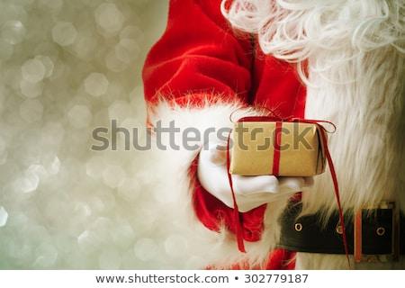 Close-up of giftbox Stock photo © IMaster