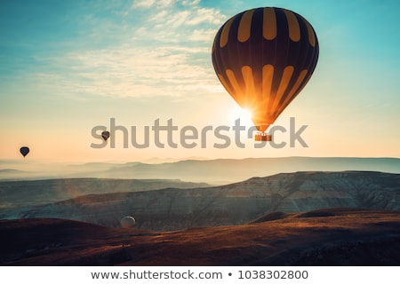 sunrise · Turquie · coucher · du · soleil · paysage · montagne · été - photo stock © wjarek