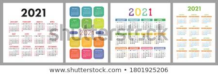 february design Stock photo © redshinestudio