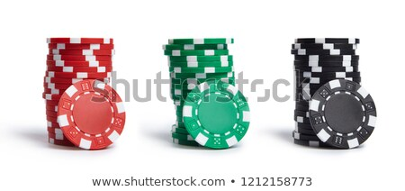 Beyaz para grup eğlence renk Stok fotoğraf © Fesus