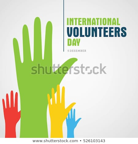 Global Volunteerism  Stock photo © devon