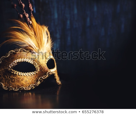 masked ball Stock photo © adrenalina