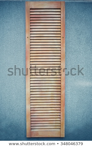 Wooden shutter texture  Stock photo © gravityimaging