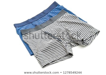 Stripped boxer shorts Stock photo © luissantos84