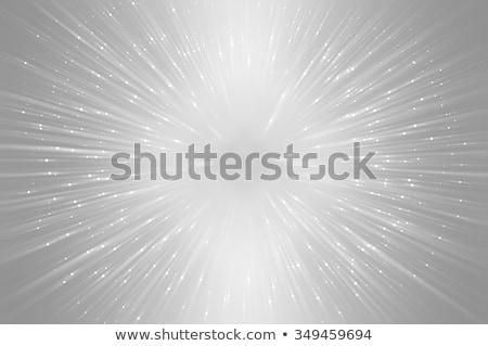 Gümüş Yıldız dizayn doku çizim Stok fotoğraf © blackmoon979