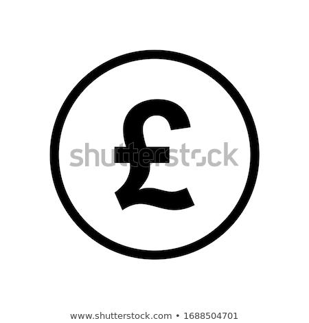 Font felirat 3D lila üzlet pénz Stock fotó © paviem
