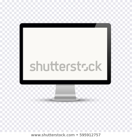 vetor · ícone · espaço · imagem · estilo - foto stock © taufik_al_amin