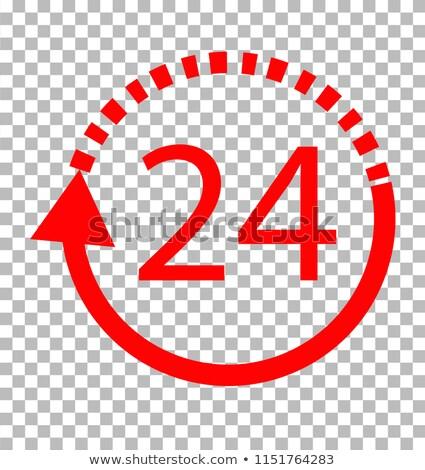 24 trasparente business internet design Foto d'archivio © barbaliss